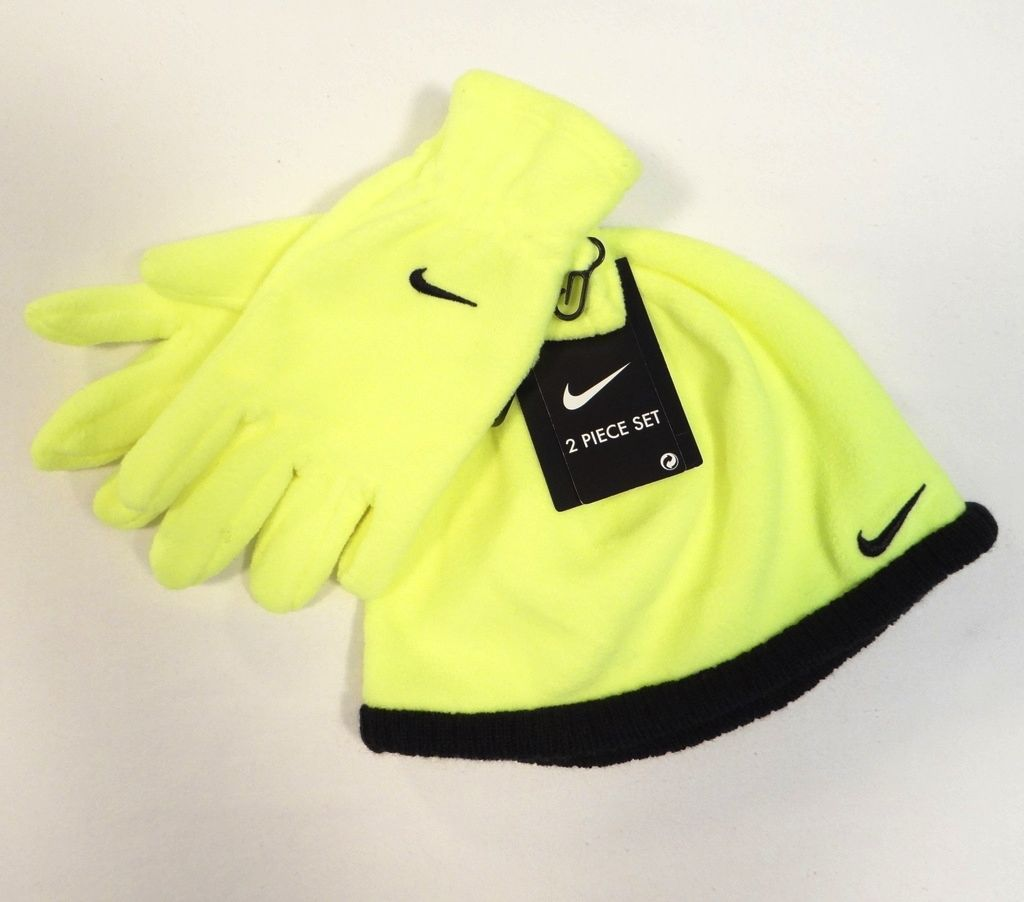5b95db27268 Nike Volt   Black Fleece Beanie   Fleece and 41 similar items