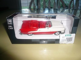 1955 Oldsmobile Super 88 Convertible 1/43 New Ray City Cruiser Collection - $9.74