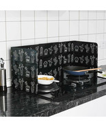 Kitchen Frying Pan Oil Splash Proof Protection Cover Gas Stove Resistence  - $14.85