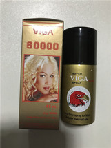 Super Viga 60000 Long Time Delay Spray For Super Hard Long Time Sex-Free... - $32.00+