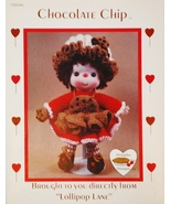 Dumplin Designs Chocolate Chip Crochet Pattern ... - $6.25
