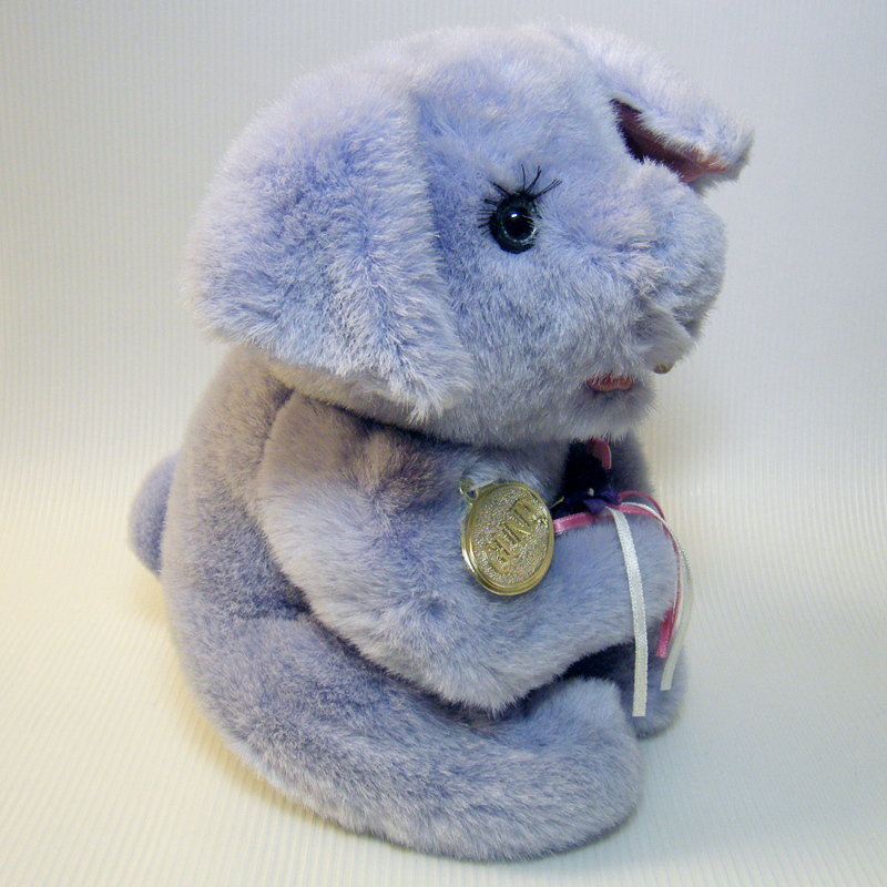 Gund Kisskiss Plush Purple Pig With And 50 Similar Items