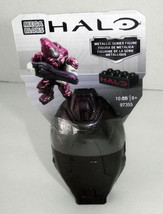 Loot Crate Mega Blok Halo Metallic Series Figure Battle Sealed NWT Novem... - $14.84