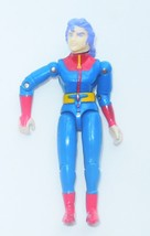 "1985 Matchbox Robotech Zor Prime 3.75"" Action Figure - $3.99"
