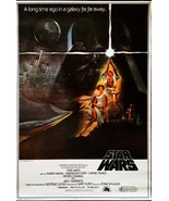 """Star Wars Episode 4 IV A Movie Poster  24"""" x 36 - £10.72 GBP"""