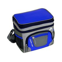 6 Can Cooler with Expandable Top - Blue New - $15.95