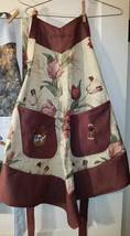 Adult full size apron made to theme/colors of your choice SOLD - $35.00