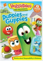 PUPPIES AND GUPPIES by Veggietales - DVD