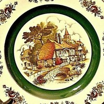 Ascot Service Plate by Wood and Sons  AA20- CP2238 Vintage image 2