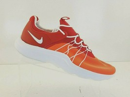Nike Darwing Mens Running Fitness Shoes Orange  Red White 819803 816 Sz ... - $49.80