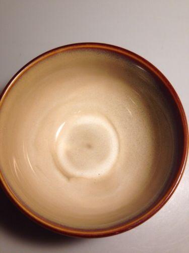 Sango Nova Brown 4933 Cereal or Soup Bowl Ships Fast! & Sango Nova Brown 4933 Cereal or Soup Bowl and 16 similar items
