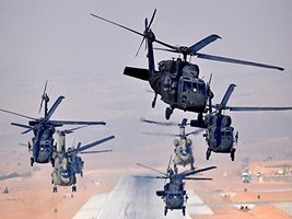 Army Poster Army Motivation Poster Black Hawk helicopter 18X24 (ARMY203) - $19.99