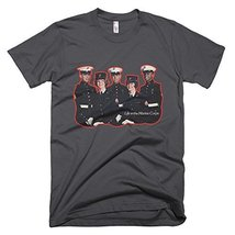 Marine Corps Vintage T-Shirt (Large, Asphalt) - $29.99