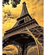 Eiffel Tower Poster Paris Poster France Poster 24X36 - $29.99