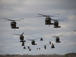 Army Poster Army Motivation Military Motivation UH 60 Black Hawk helicopter 1... - $19.99