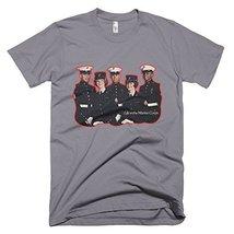 Marine Corps Vintage T-Shirt (Small, Slate) - $29.99