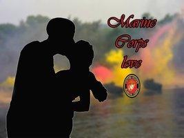 USMC Poster Marine Corps Family Military Poster USMC Gifts 18X24 (USMC32) - $19.99