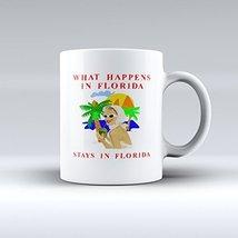 Florida Mug Florida Suvenirs Ceramic Coffee Mug 15oz - $14.99