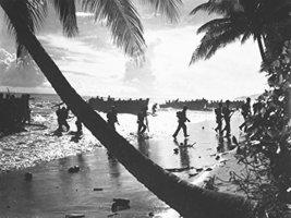 USMC Poster Marine Corps Poster Battle of Guadalcanal 18x24 (Guadalcanal3) - $19.99