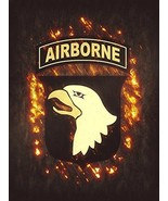 101st Airborne Poster Army Airborne Army Poster US Army Army Gifts 24x36 - $29.99