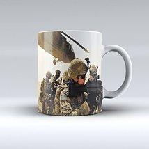 Army Mug UH-60 Black Hawk Army Ceramic Mug 15OZ - $14.99
