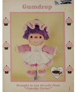 Dumplin Designs Gumdrop Crochet  Pattern Leaflet UP 5 1985 - $6.25
