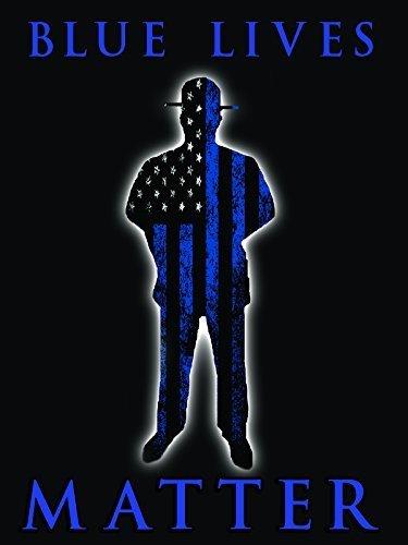 Blue Lives Matter Police Lives Matter Police Poster 18x24 ...