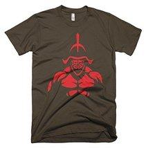 Fit For Duty Men's T-Shirt (Medium, Brown) - $24.99