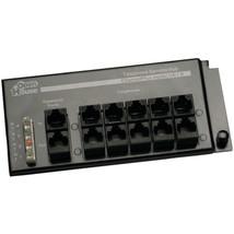 OpenHouse(R) H619 4 x 12 RJ45 Telephone Interface Hub - $57.47