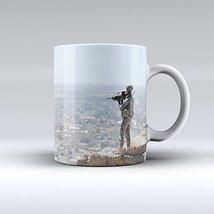 Army Mug Army Gifts Ceramic Ceramic Mug 15OZ - $14.99