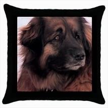 Leonberger Throw Pillow Case - Dog Puppy - $16.44
