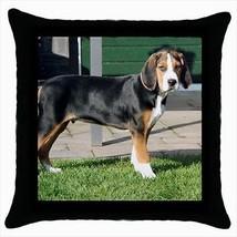 Hamilton Hound Throw Pillow Case - Dog Puppy - $16.44