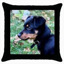Lancashire Heeler Throw Pillow Case - Dog Puppy - $16.44