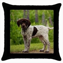 Pointer English Pointer Throw Pillow Case - Dog Puppy - $16.44