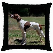 Ariege Pointer Throw Pillow Case - Dog Puppy - $16.44