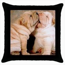 Australian Bulldog Throw Pillow Case - $16.44
