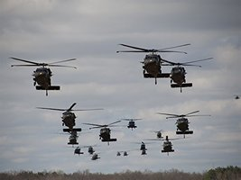 Army Poster Army Motivation Poster Black Hawk helicopter 18X24 (ARMY198) - $19.99