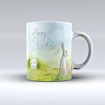 Birthday Mug Happy Birthday Mug Ceramic Coffee Mug 15OZ - $14.99