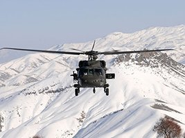 Army Poster Army Motivation Poster UH-60 Black Hawk helicopter 18X24 (ARMY184) - $19.99