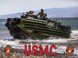 Usmc Poster Marine Corps Us Marines Usmc Gifts Usmc 18 X24 (Usmc9) - $19.99