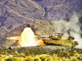 Usmc Poster Marine Corps Us Marines Usmc M1 A1 Abrams Tank 18 X24 (Usmc5) - $19.99