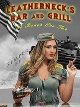 USMC Poster Pinup Poster Bar Poster Bar Sign 18x24 - $19.99