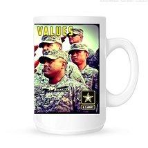 Army Coffee Mug Army Mug Army Cup Army Gifts 15 Oz (Armycoffeemug11) - $14.99
