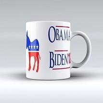 Obama 2012 Election Mug Presidential Election Mug Ceramic Coffee Mug 15OZ - $14.99