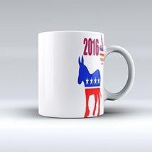 2016 Presidential Election Mug Democrat Ceramic Coffee Mug 15OZ - $14.99