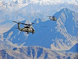 Army Poster Army Motivation UH-60M Black Hawk helicopters 18X24 (ARMY134) - $19.99