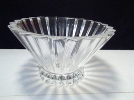 "Rosenthal Crystal 10"" Blossom Center Bowl~~Made in Germany--Orig Box - $37.99"