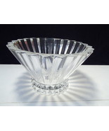 """Rosenthal Crystal 10"""" Blossom Center Bowl~~Made in Germany--Orig Box - $37.99"""