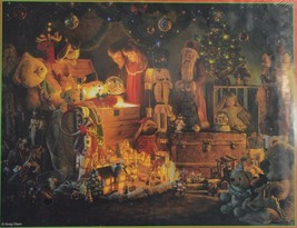 SunsOut ~ Reason For The Season by Greg Olsen  ~ 500 Piece Puzzle  New Christmas - $24.95