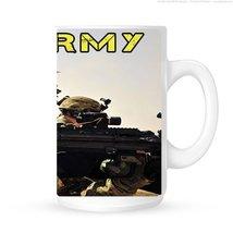 Army Mugs Military Gifts Go Army 15OZ (ARMYMUG4... - $14.99